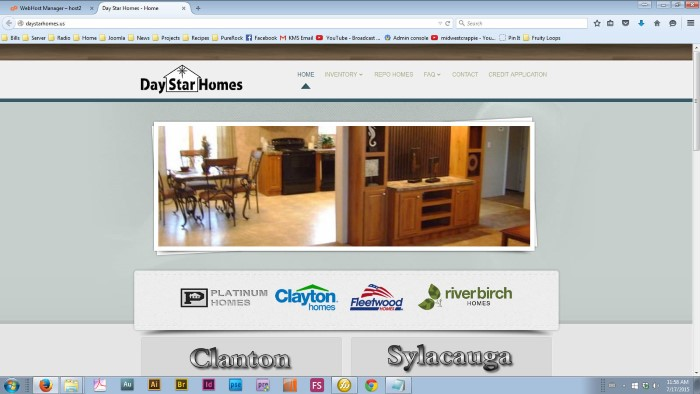 Day Star Homes